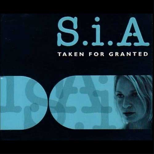 "S.i.A : ""Taken for Granted"" (restless soul remix)"